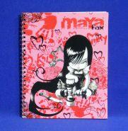 48л. кл. 35967 Maya Fox1/64  (00020)