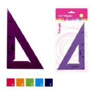 "Треугольник Keyroad ""Rock"", 60°, 18см, блистер"