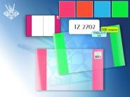 Обложка для дневников и тетрадей 350х215 мм