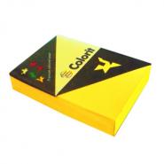 Бумага №747 Колорит , 160, А3, ярко-желтый,   10655