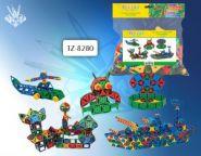 Конструктор TZ8280 188 деталей пластиковый