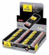 Ластик Adel BLACKLINE 227-0789-000 60x22x12мм каучук    16548